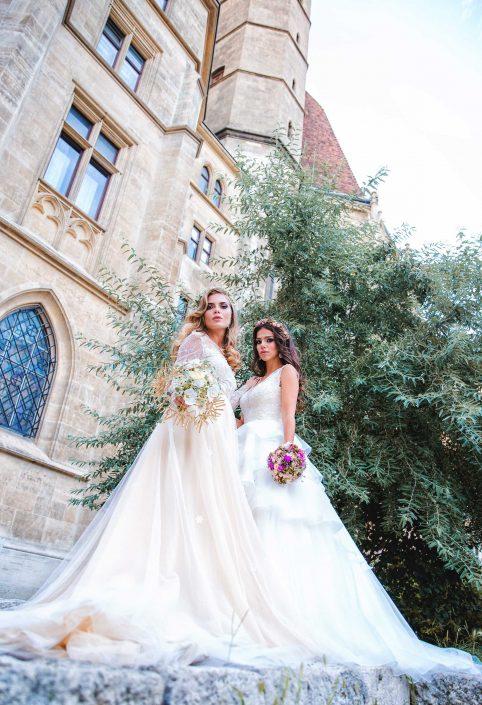 Hochzeitsfotos in Wien