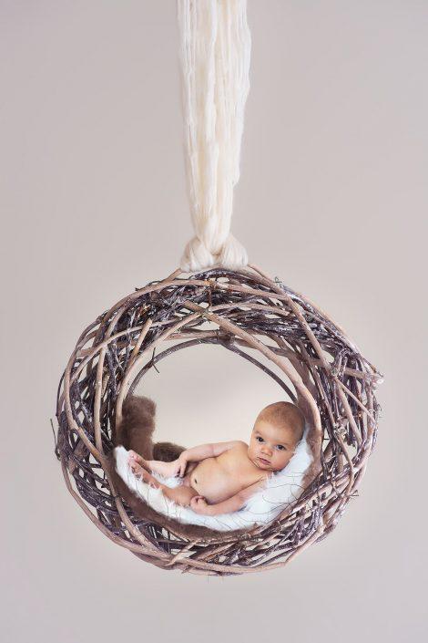 Newborn Fotograf in Wien