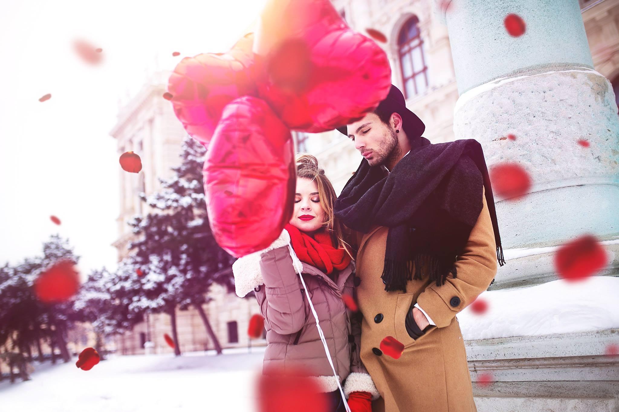 Valentinstag Shooting Nataliya Schweda